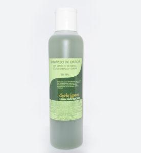 Shampoo de ortiga