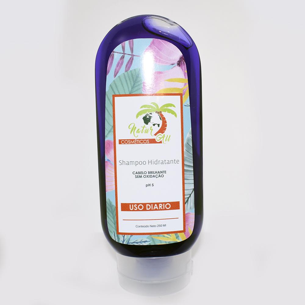 Shampoo hidratante matizador